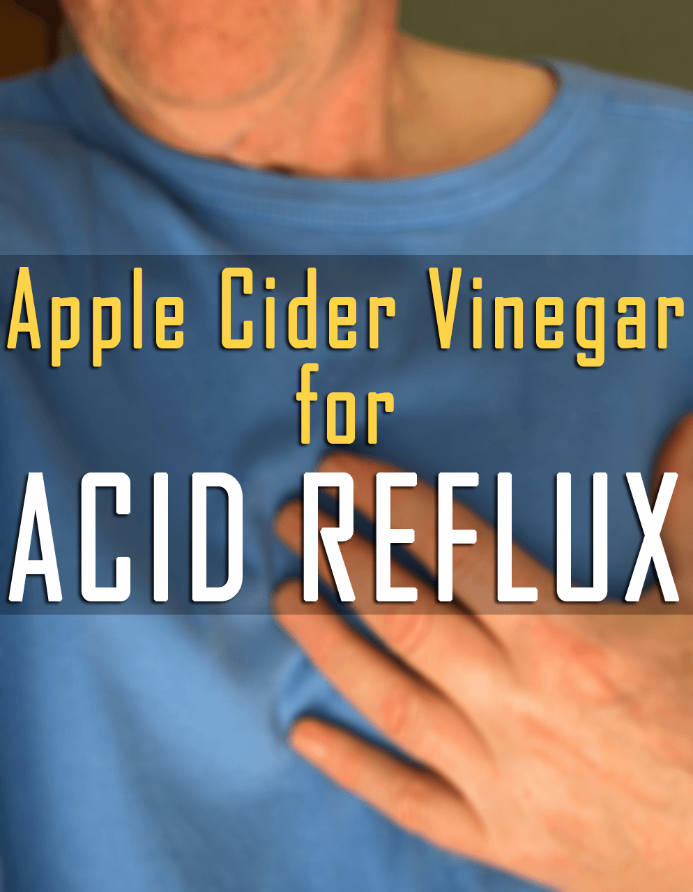 apple cider vinegar for acid reflux cures | acv home remedy